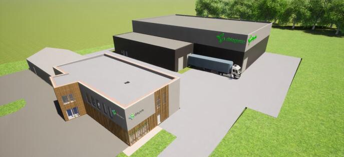 Nowy magazyn DB Logistic dostępny już w IV kwartale 2021